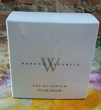 BANANA REPUBLIC W  Womens Perfume 1.7 OZ/50ml Eau de Parfum Spray for Women NIB