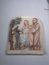 +# A013780 Goebel Archiv Muster Wandbild Heilige Familie Jesus Maria Josef HA06