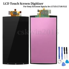 LCD Display +Touch Digitizer Screen For Sony Ericsson Xperia Arc LT15i LT18i X12