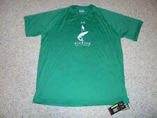 Under Armour Loose Fit Mens size Xxl green Big Fish Golf Club Ss jersey New