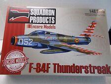 BELGIAN AIR FORCE   F-84F   THUNDERSTREAK  scale  1/48