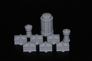 Gebäude Konvolut 4  1:1250  1/1200