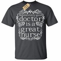 Great Nurse T-Shirt nurses doctor gift mens