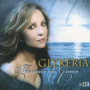 Glykeria - The voive of Greece / Best of ΓΛΥΚΕΡΙΑ 2CD/NEW