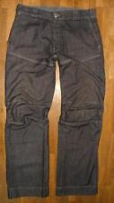 "G- STAR RAW "" SHORTCUT DECKPANT "" Herren- JEANS / Hose in blau in W33"" /L32"""