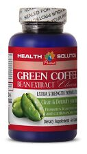 Reduces Fat Gain - GREEN COFFEE EXTRACT CLEANSE 400MG 1B - Slimming Green Coffee