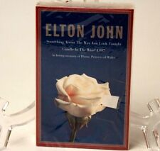 Elton John Cassette Something About the Way You Look Tonight Candle in the Wind