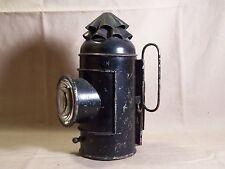 Antique Kerosene Nautical Decor Boat Signal Lantern Light Lamp Lens Hand Wall