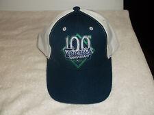 Asheville Tourists MiLB Minor League Baseball 100th Anniversary Adjustable Hat