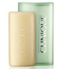Clinique Facial Oily Skin Soap Face Wash with Dish 147g Non-drying Bar Soap