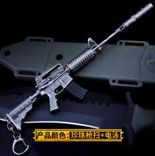 PUBG 1/6 M4A1 Assault Rifle gun Battlegrounds BattleField4  Assemble metal 20cm