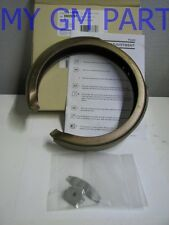 SILVERADO SIERRA 1500 REAR PARKING BRAKE SHOE W/ONE CLIPPOINT 1999-2006 89026787