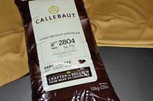 Callebaut Kuvertüre Callets zartbitter 2804 10Kg