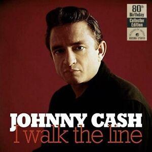 JOHNNY CASH - I WALK THE LINE - 2 LP Remastered VINYL NEW ALBUM