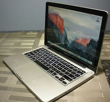 "Apple MacBook Pro A1278 13.3"" Laptop, Intel Core i5 2.3GHZ,6GB Memory, 500GB"