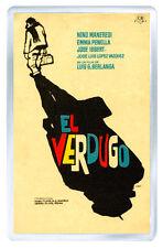 EL VERDUGO 1963 FRIDGE MAGNET IMAN NEVERA