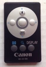 CANON WL-DC100 WIRELESS REMOTE for POWERSHOT G1 G2 G3 G5 G6 S60 S70 PRO 1 PRO 90