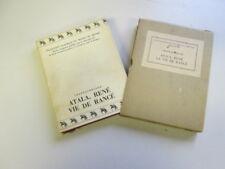 Good - Atala, Rene, Vie de Rance Chateaubriand Undated Editions du Milieu du Mon