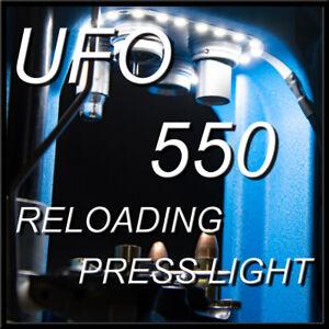 KMS² UFO 550 Reloading Press LED Light for Dillon 450 or 550