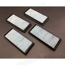 Cabin Air Filter Set-Activated Charcoal for BMW E90 E92 E93 08-13 OE:64319159606