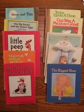 Lot of 21 HC Weekly Reader Book Club Picture Books - 1970's and 80's