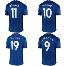 Abraham Pulisic Werner Mount Chelsea Men Home Jersey