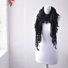 Fransen Damen-Schals aus Polyester