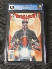 RED HOOD THE LOST DAYS #1 / BATMAN / JUDD WINICK / 2010 / DC CGC 9.8