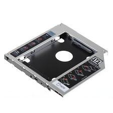 Second SSD HDD Hard Drive UltraBay SLIM Caddy Module For Lenovo Y400 Y500 LAN