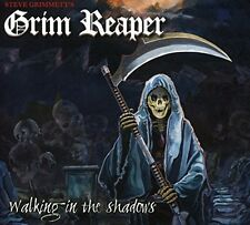 Walking In The Shadows - Grim Reaper (2016, CD NIEUW) 803343125764