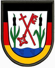 Wappen von Moorenweis Aufnäher ,Pin, Aufbügler