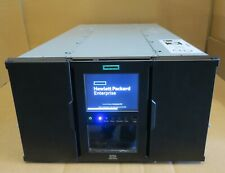 More details for hpe qu625a storeever msl6480 msl no tape drives 6u tape auto loader library