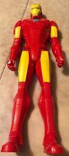 "Hasbro Marvel 2014 Avengers ""Iron Man"" 12in Action Figure *Free S&H*"