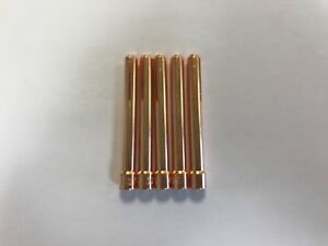 Genuine Binzel TIG Collet 1.6mm (10N23) Pack of 5 + FREE P&P