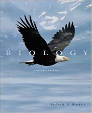 Biology (8th Edition) by Sylvia S. Mader