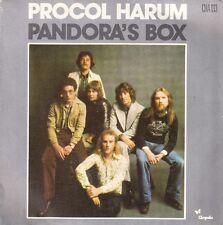 "45 T SP  PROCOL HARUM  ""PANDORA'S BOX"""