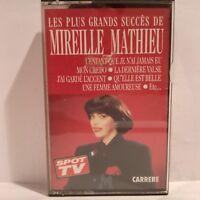 Mireille Mathieu - Les Plus Grand Succès de … (Cassette Audio - K7 - Tape)