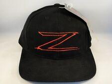 Zorro Z Vintage Snapback Cap Hat