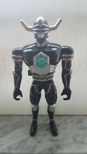 Vtg. Power Rangers Magna Defender Black Ranger Action Figure Walkie -Talkie RARE