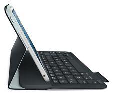 Logitech Ultrathin Keyboard Folio Case Tech Fabric for iPad Air 1 - Carbon Black