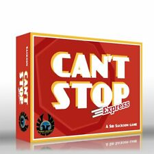 Can't Stop Express Dice Game Eagle-Gryphon Games EGG 12 Family Party Sid Sackson