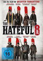 THE HATEFUL 8 Samuel L. Jackson, Kurt Russell  Quentin Tarantino DVD NEU
