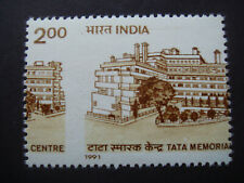 India 1991  Sg1440 Spectacular PERF shift MNH mint
