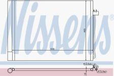 Nissens Condenser 940058 Fit with BMW X5