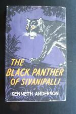 Black Panther of Sivanipalli - Kenneth Anderson Series