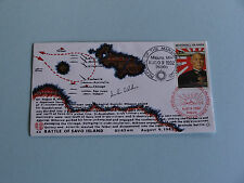 WWII FDC #48 Battle of Savo Island Japan USS Vincennes
