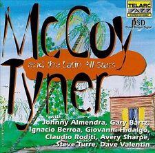 * DISC ONLY * / CD /  McCoy Tyner – McCoy Tyner And The Latin All-Stars