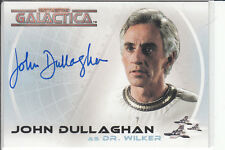 Battlestar Galactica Classic A11 John Dullaghan autograph