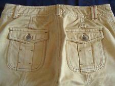 Hugo by Hugo Boss tendencia con jeans rock en amarillo-beige talla 34 w. nuevo 09-12