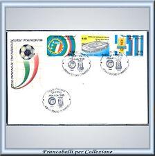 Mondiali Calcio Italia  Roma Stadio Olimpico 25-6-1990